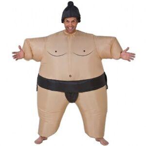 Inflatable Sumo Suit Fancy Dress