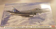 Hasegawa 1/72 Eurofighter Typhoon Single Seater JG74 50th Anniversary 2097