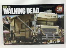 AMC The Walking Dead Dale's RV Building Set