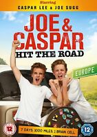 Joe and Caspar - Hit The Road EUROPE 2015 BRAND NEW AND SEALED UK REGION 2 DVD