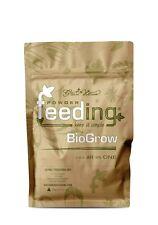 Powder Feeding Bio Grow 500g Green House Seed Hydroponic Nutrients BioGrow GHPF