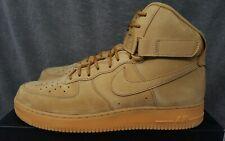 Nike Air Force 1 High '07 LV8 WB Flax/Flax-Outdoor Green (882096 200) Sz 15
