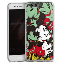 Huawei P10 Silikon Hülle Case - Mickey Muse