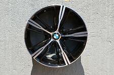 4 Wheels 18 inch Black Rims fits 5x120 ET30 BMW 3 SERIES SEDAN M SPORT PKG.(E90)