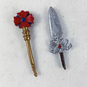 Masters of the Universe Minis He-Man Accessories Sword & Staff for King Figure