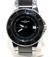 Jacques Lemans Geneve G-204 Swiss Made Quartz Stainless Steel Watch Women's