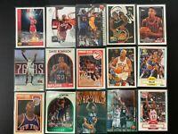 HALL OF FAME 34 CARD BASKETBALL SET LOT MICHAEL JORDAN LEBRON JAMES KOBE SHAQ +