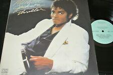 MICHAEL JACKSON Thriller / Bulgarian LP 1988 BALKANTON BTA 11703