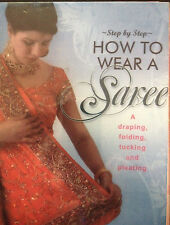 How to Wear a Saree, DVD, Bollywood Film, Hindu Language, English Subtitles, New
