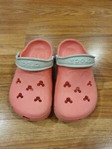 Cunning Cameron Infant//Junior Croc/'s Great Price. Bubblegum//Berry