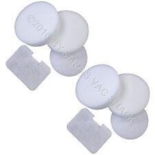 2 Foam Felt Filter Sets for Shark NV22L Navigator Upright Vacuum Cleaner XF22