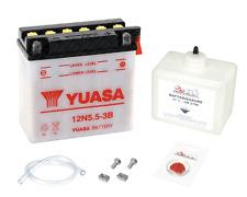 YUASA Batterie Yamaha YZF-R 125, Bj. 08-13, RE06