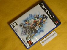 KINGDOM HEARTS 2 Playstation 2 PS2 Vers.ITALIANA PRIMA STAMPA NUOVO SIGILLATO