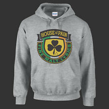 HOUSE OF PAIN HIP HOP SWEATSHIRT HOODIE beastie boys unisex GREY JUMPER S-3XL