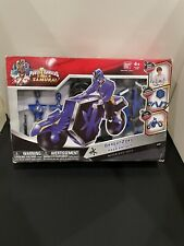 Bandai Power Rangers Super Samurai DragonZord & Mega Blue Ranger Water #31897