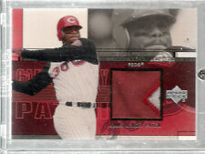 2000 UD GAME JERSEY PATCH GRIFFEY