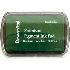 Dovecraft Premium Pigment Ink Pad - Forest Green