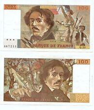 100 FRANCS DELACROIX de 1979   Q. 20