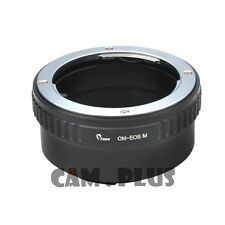 Camera Adapter For Olympus OM Lens To Canon EOS M M2 Mirrorless Interchangeable