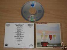 GEORGE YOUNG/BURGUNDY (BELLAPHON K32Y 6139) CD ALBUM
