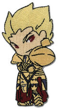 """FATE/ZERO Anime ARCHER Patch 3"""" x 1.25"""" Licensed GE Animation 83544 Free Ship"""