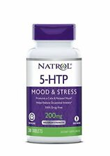 Natrol 5 - HTP Time Release 200 mg 30 Tablets