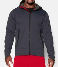 NEW UNDER ARMOUR UA COMBINE TRAINING STORM WINDSTOPPER JACKET Mens S SM $250 NWT