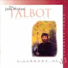 The John Michael Talbot Collection: A Library Of 35 Favorite Songs (Audio CD)