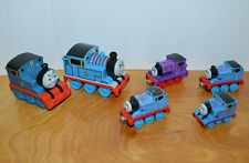 THOMAS AND FRIENDS TRAIN LOT DIECAST LIGHTS SOUNDS TANK ENGINE TOYS