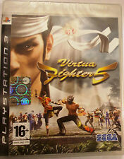 VIRTUAL FIGHTER 5 GIOCO PLAYSTATION 3 NUOVO