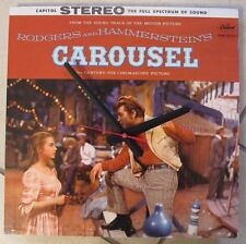 CAROUSEL-MOVIE SOUNDTRACK- ALBUM CLOCK!***MAKES A GREAT GIFT!**FREE SHIPPING!