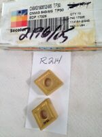 6 NEW SECO CNMG 643-M5 CARBIDE INSERTS. GR: TP30. CNMG 190612-M5. {R214}