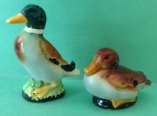 Goebel Mallard Ducks Vintage Salt & Pepper Shakers ~ P 76 A&B