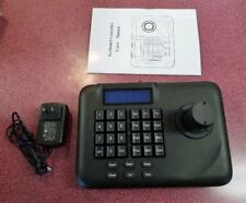 LUX PTZ RM1 3 Axis Pan Tilt Zoom Keyboard camera controller