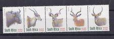 Sud Africa South Africa 1998 Fauna serie corrente 998-1002 MNH