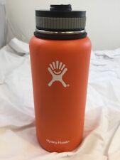 NWD Hydro Flask Wide Mouth 32 oz. Bottle, Orange Zest (BS)