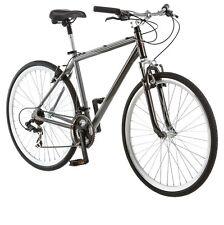 Schwinn Capitol 700c Mens 18 Hybrid Bike,18-Inch/Medium,Grey- S4060 Bicycle NEW