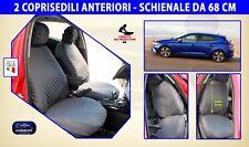 Coprisedili Renault Megane 2015>2016 auto set Schienali copri sedili universali