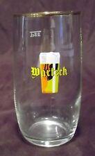 Ancien verre à bière bock Marteck
