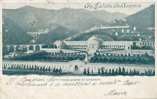 GENOVA – Veduta Generale del Camposanto 1900 Postcard – Genoa – Italy – udb