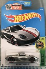 Hot Wheels Porsche Carrera GT HW Exotics Zamac US Exclusive 2016 Die-cast
