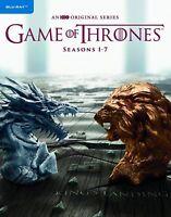 Game Of Thrones Seasons 1 to 7 Blu-Ray NEW BLU-RAY (1000646900)