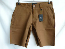 Brixton Supply Toil II Chino Shorts bark ra W32 L19