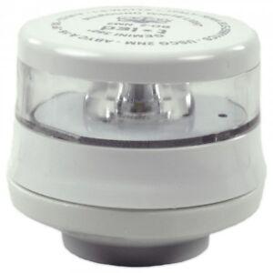 LED Ankerlaterne Rundumlicht Topplicht Positionslicht Laterne weiß NEU 6781