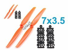 4pcs EP-7035 (7x3.5) RC Plane Airplane Electric Propeller, US TH001-03003