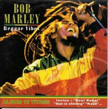 CD SINGLE PROMO 16 TITRES--BOB MARLEY--REGGAE VIBES / ALBUM 16 TITRES
