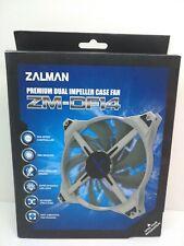 Zalman New Dual Impeller Case Fan Zm-df14