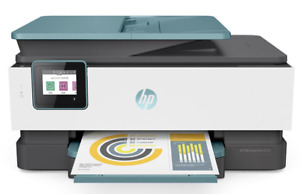 HP OfficeJet Pro 8028 All-in-One Smart print, scan, copy, fax, AirPrint ePrint