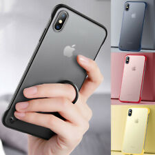 Case For iPhone XR 11 Pro SE 2020 7 8 Plus XS Max X SHOCKPROOF Cover Hard Back
