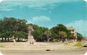 Vintage Postcard - Confederate Memorial White Point South Carolina SC #5268